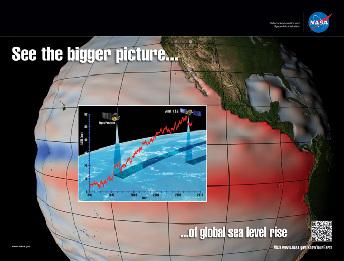 Know Your Earth sea level rise thumbnail