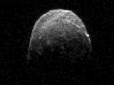 NASA asteroid image