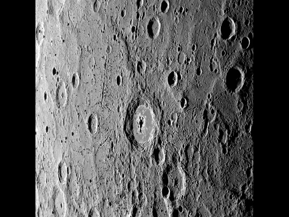 Image from Orbit of Mercury: Hollowed Ground