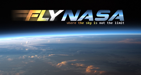 Fly NASA: where the sky is not the limit