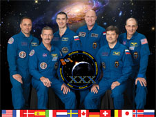ISS Expedition 30 Crew