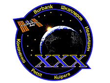 ISS Expedition 30 patch