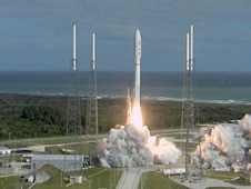 MSL launches