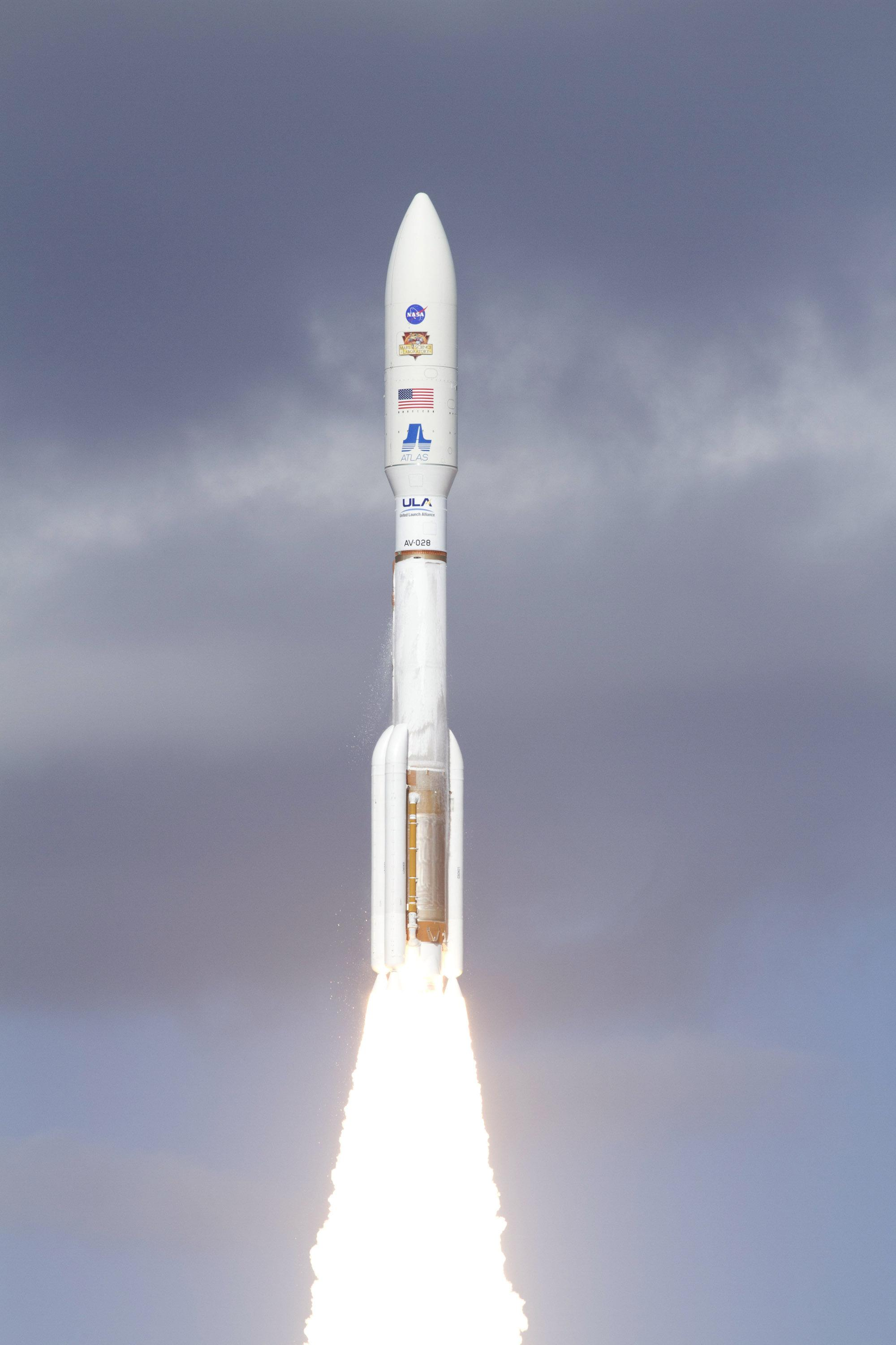 NASA - Mars Science Laboratory Launch