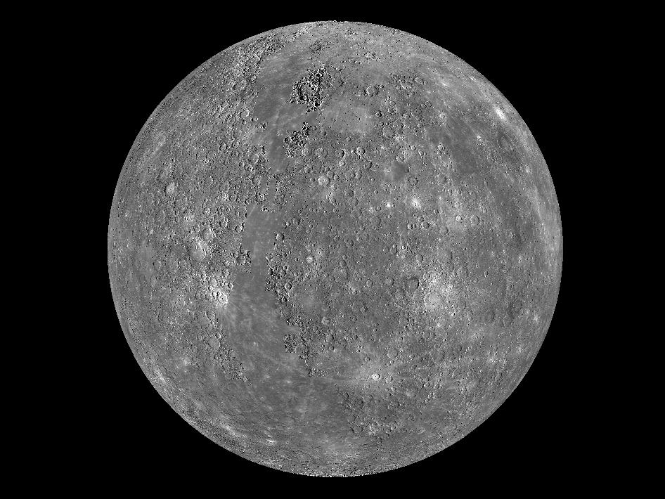 mercury pictures from nasa - photo #12