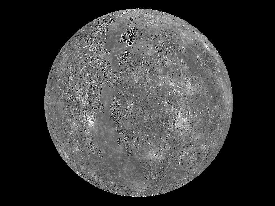 nasa pictures of mercury - photo #22