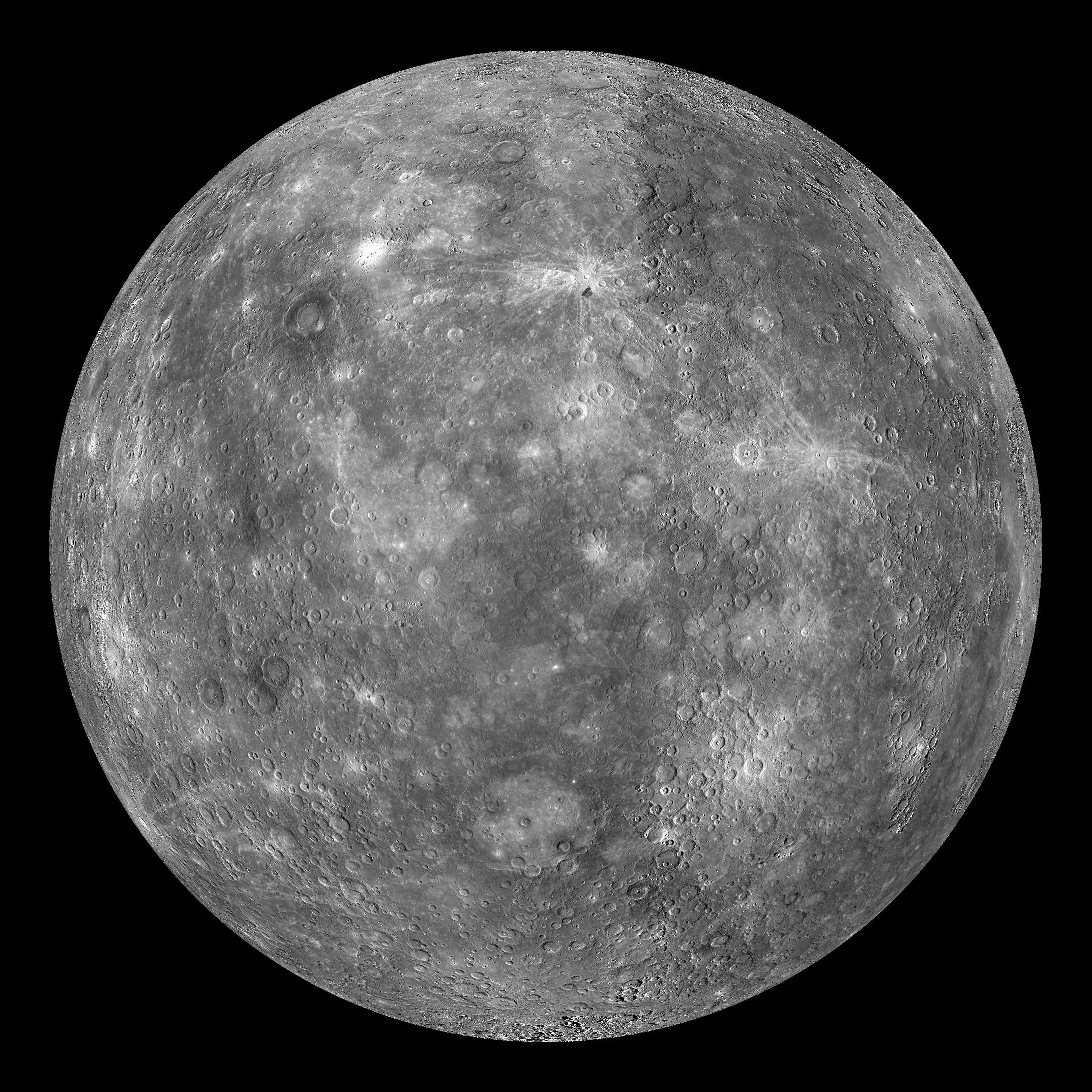 mercury pictures from nasa - photo #1
