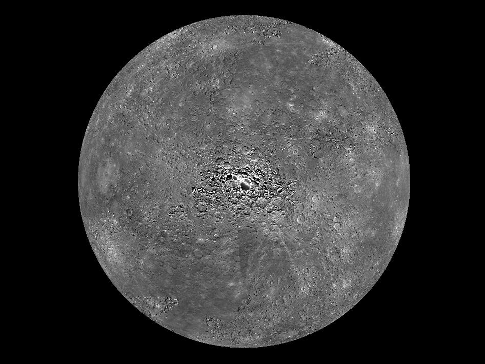 mercury pictures from nasa - photo #18