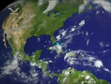 GOES-13 satellite video of all 19 tropical cyclones that formed in the 2011 Atlantic Hurricane Season.