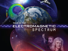 Front cover of the Tour of the Electromagnetic Spectrum book