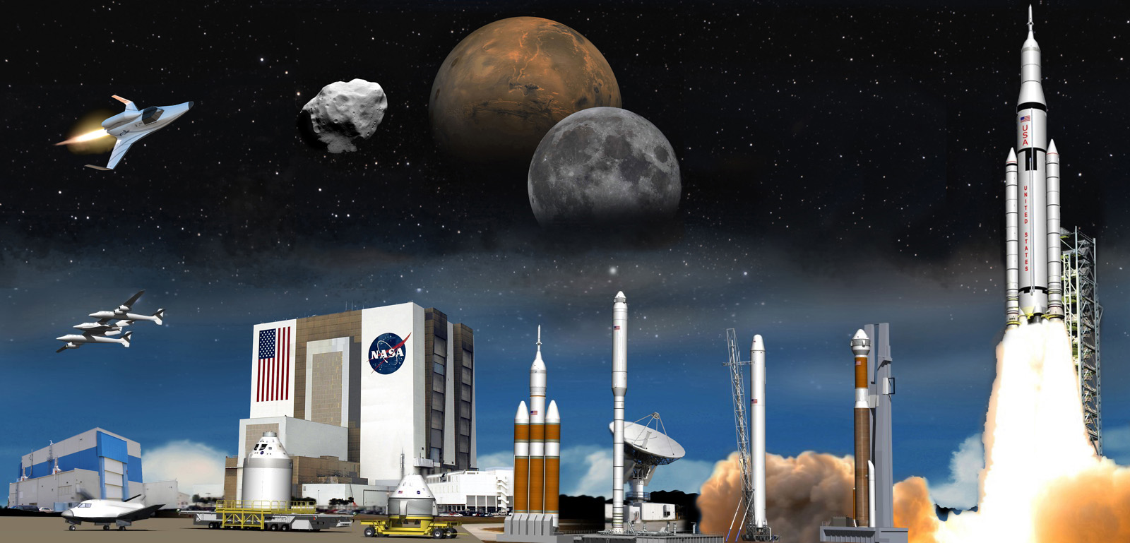 nasa mars exploration program - photo #31