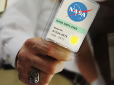 Nasa Nasa Tests New Smart Card Access To Google Apps
