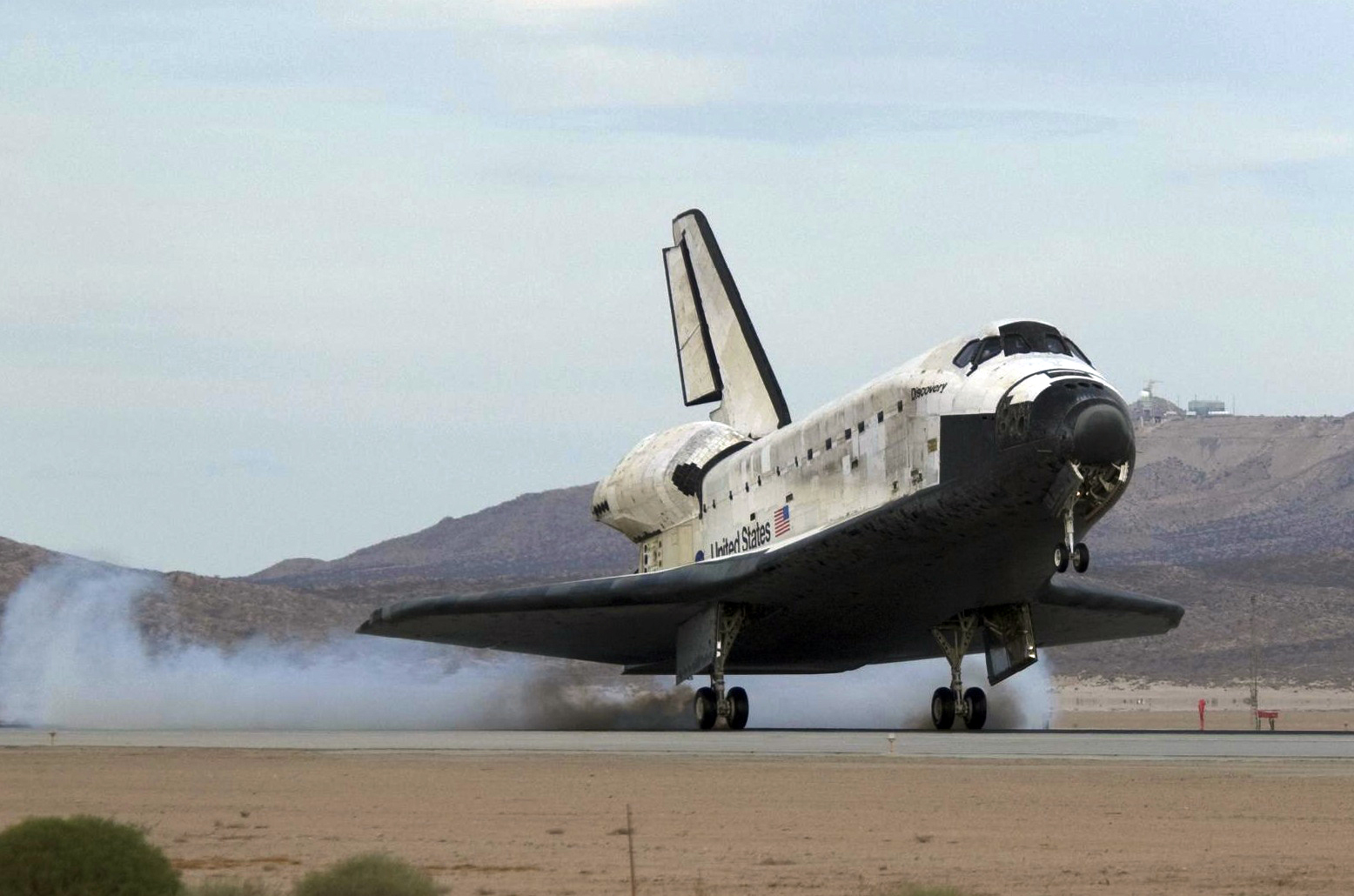 worst space shuttle landing - photo #22