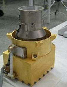 The Radiation Assessment Detector, one of 10 instruments on board the MSL rover.