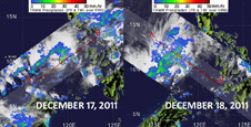 NASA Sees Rainfall Waning in Deadly Tropical Storm Washi