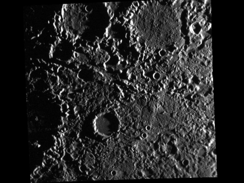 Image from Orbit of Mercury: When the Going Gets Weird, the Weird Turn Pro