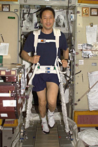 NASA - Staying Fit - on Earth and in Space