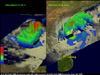 NASA's TRMM Satellite Sees Heavy Rainfall As Cyclone Thane Slams India