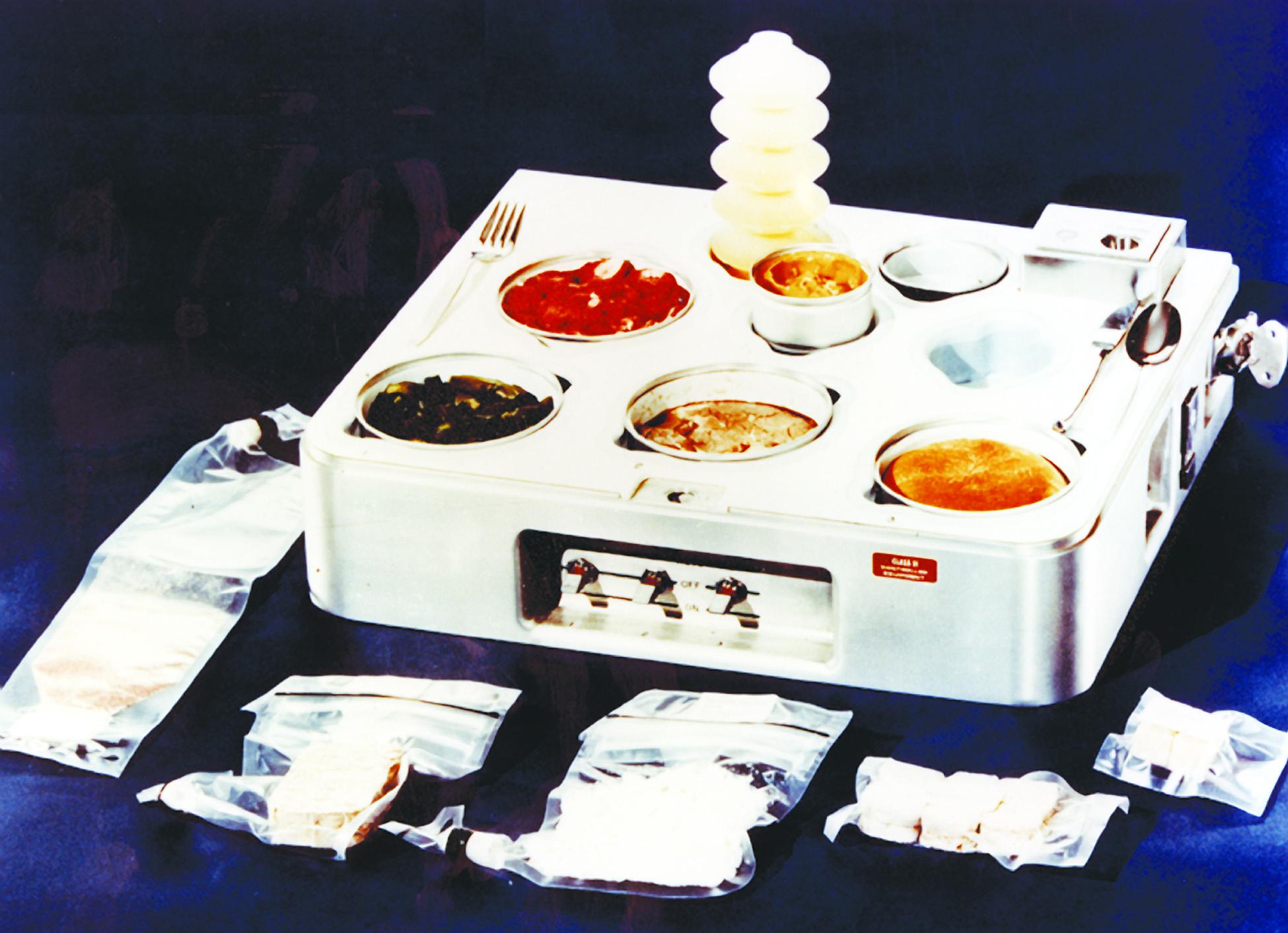 Nasa space food