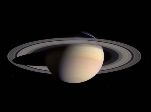 Saturno: El Señor de Los Anillos