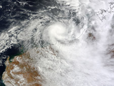 Tropical Storm Heidi is forecast to make landfall today along the Pilbara coast of Western Australia as warnings pepper the coast.