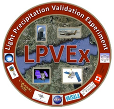 Logo for the LPVEx field campaign.