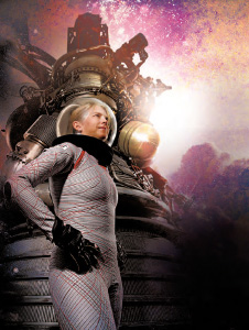 Dava Newmann's Biosuit - Building the Future Spacesuit (NASA)