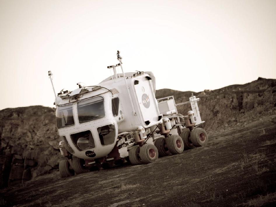 nasa space exploration vehicle - photo #3