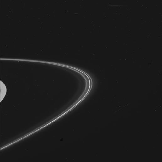 Saturn's F Ring