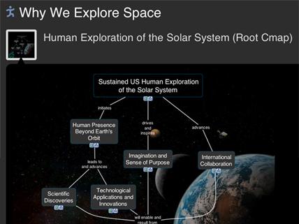 Nasa Concept Maps Show Why We Explore