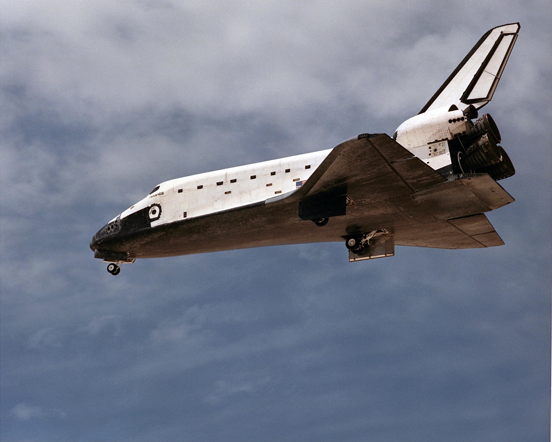 NASA - Shuttle Fleet Left Mark in Space, Hearts