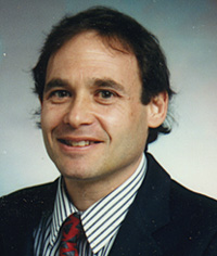 Photograph of Peter Siegel