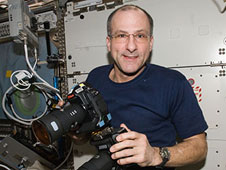 Expedition 30 Flight Engineer Don Pettit