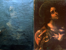 painting of Mary Magdalene
