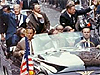 Astronauts in parade after they returned from the Moon
