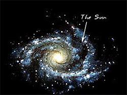 und unser Sonnensystem...