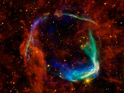 Oldest Recorded Supernova