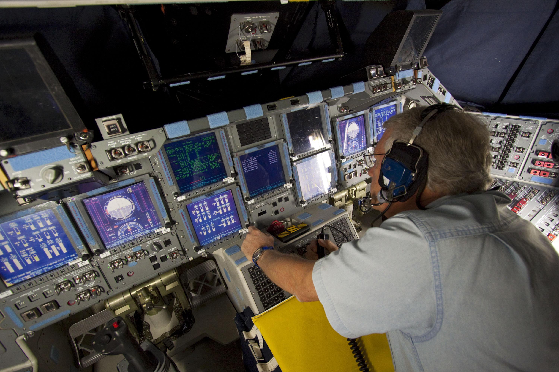 space station cockpit - photo #11