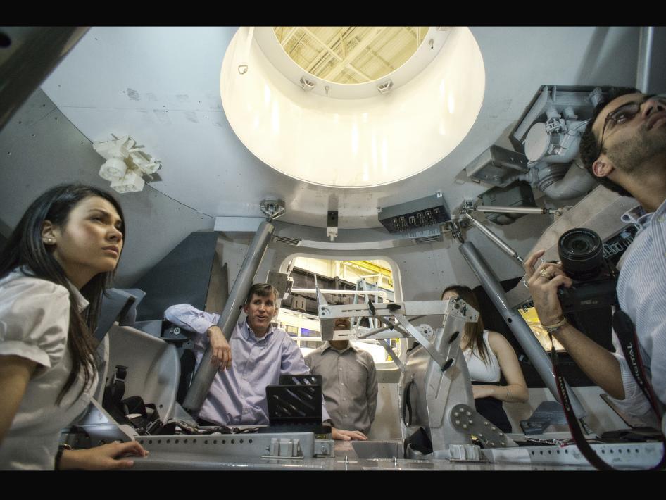nasa spacecraft interior - photo #9