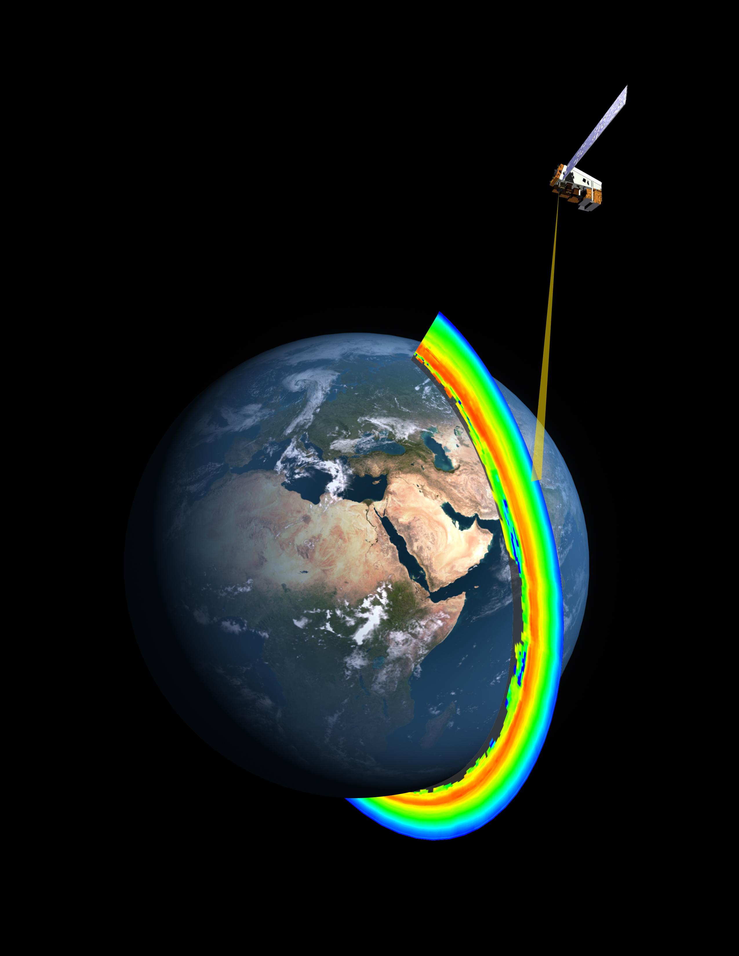 ozone from earth nasa - photo #33