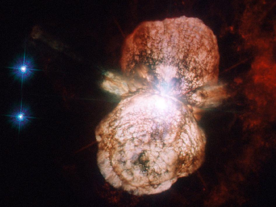 Preview of a Forthcoming Supernova | NASA