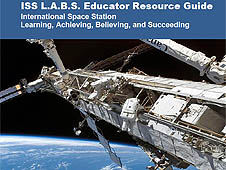 ISS L.A.B.S. Educator Resource Guide icon