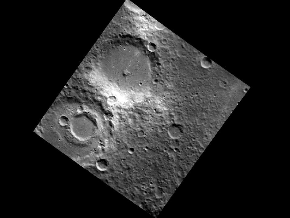 Image from Orbit of Mercury: Explosive Allegations