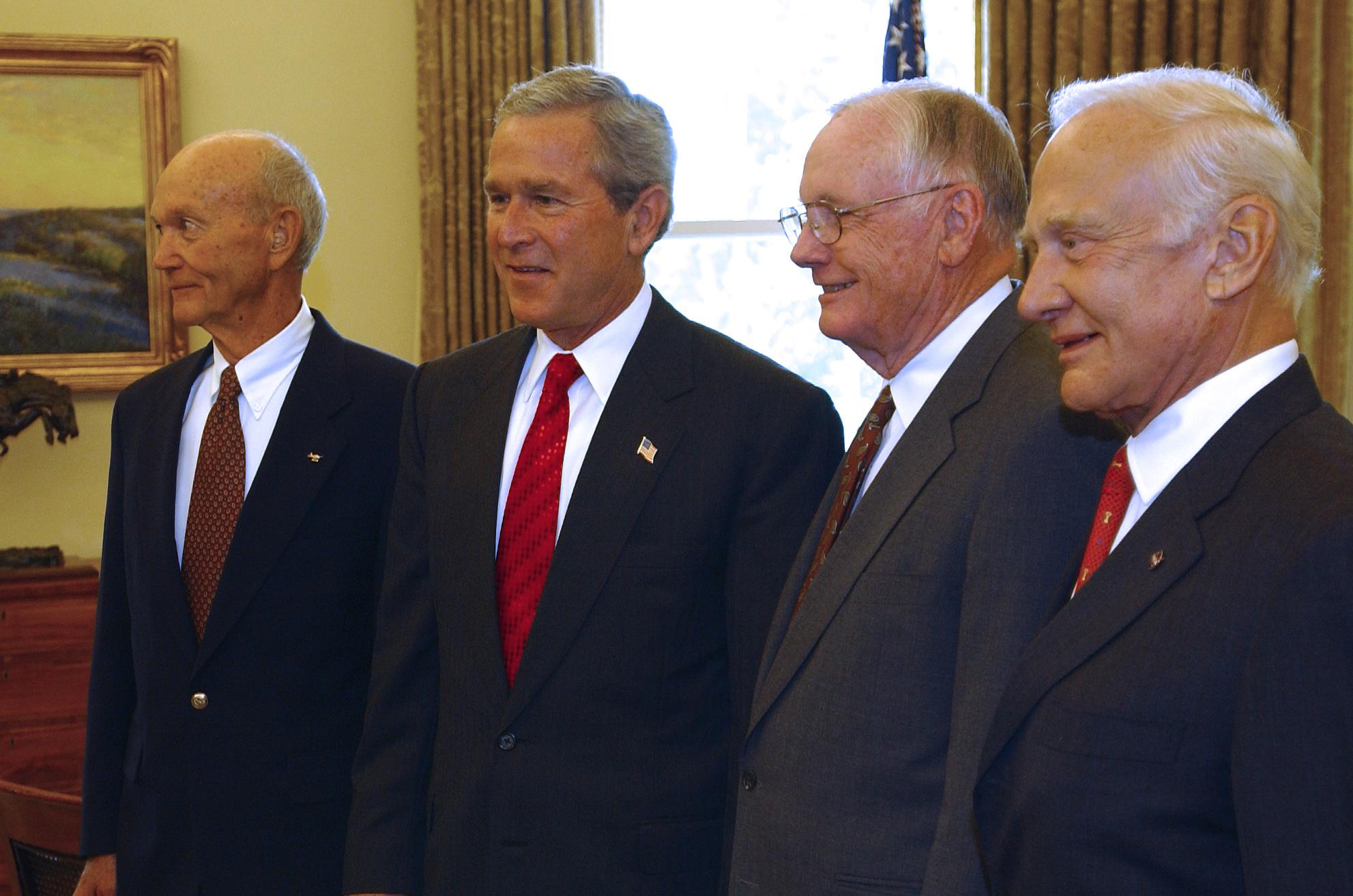 NASA - Apollo 11 Crew at the White House