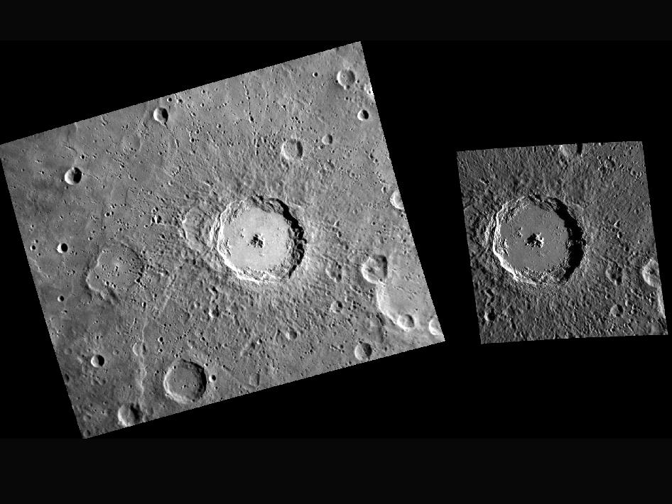 Image from Orbit of Mercury: Moving in Stereo