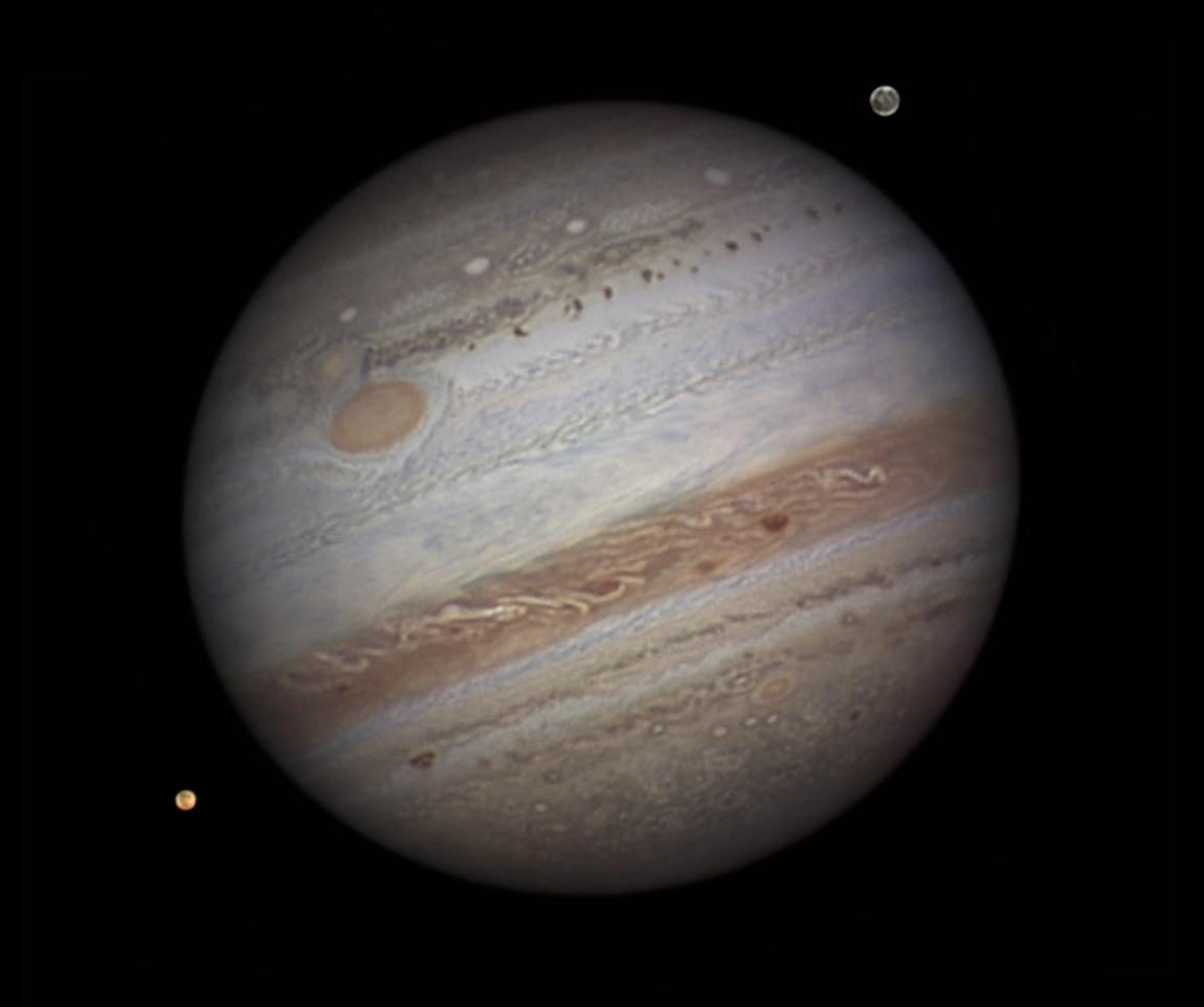 Jupiter From the Ground | NASA