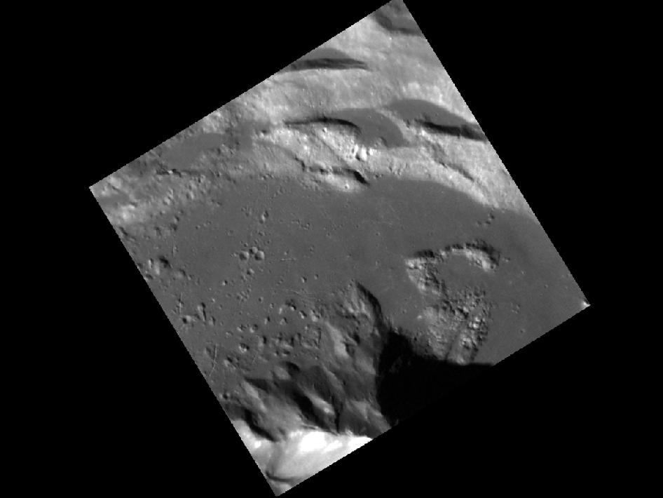 Image from Orbit of Mercury: Stay on Target...