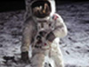 Apollo 11 astronaut Buzz Aldrin on the Moon