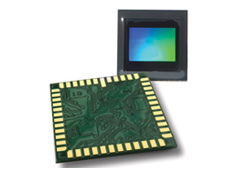 Aptina Imaging Corporation's 10-megapixel complementary metal-oxide semiconductor sensor