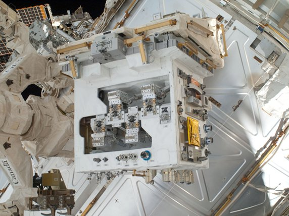 Nasa Robotic Refueling Mission Begins With Space Station